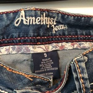 Amethyst Jeans Jeans - Jeans